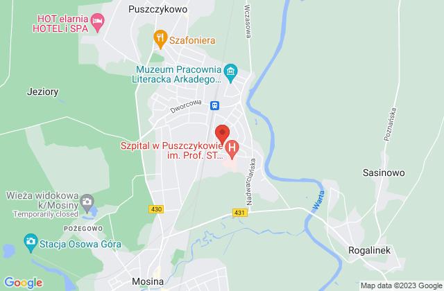 Wyświetl Rafał Irla,ZnajdzPrezent.pl Rafał Irla na mapie