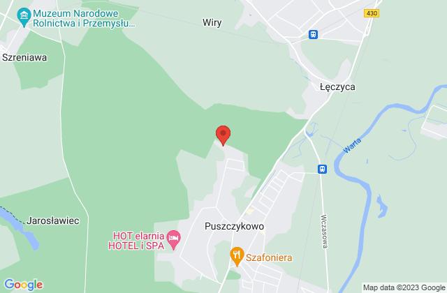 Wyświetl Mariusz Nowak,Usługi Blacharsko - Lakiernicze Sprzedaż Części Mariusz Nowak na mapie