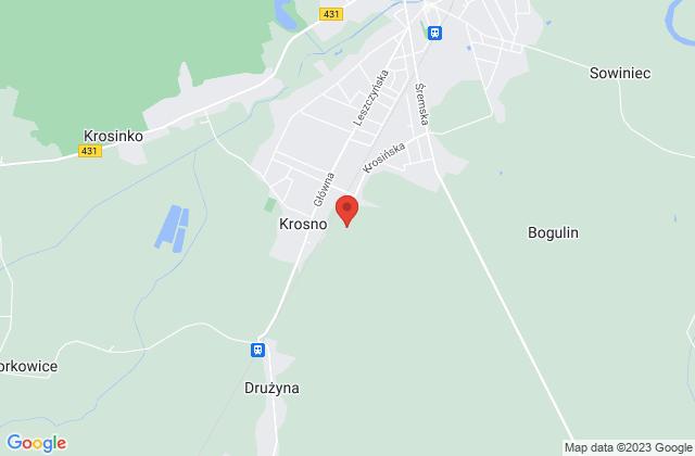 Wyświetl Karol Mamys,PPHU ROBOTEX na mapie