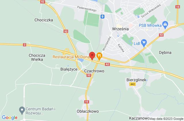 Wyświetl Michał Wietrzyński,Komfort-24 na mapie