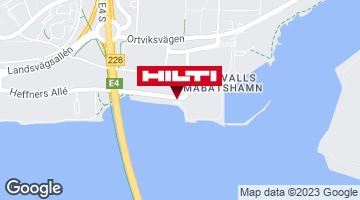 Hilti-butik Sundsvall