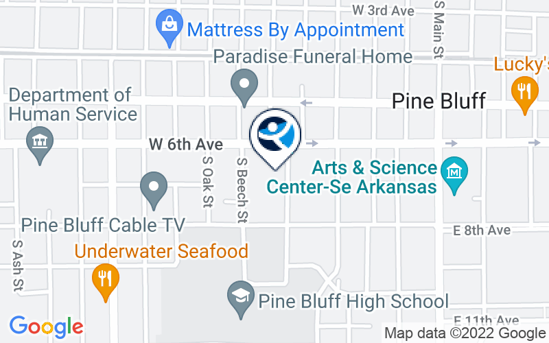 PAT Center II Location and Directions