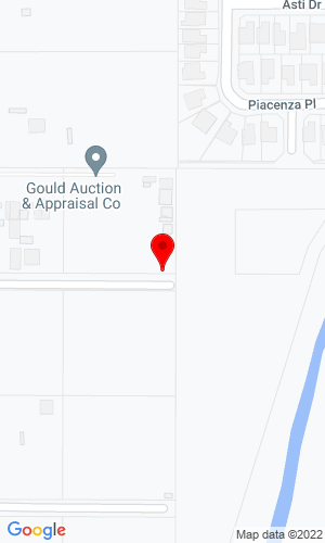 Google Map of Gould Auction & Appraisal 6200 Price Way, Bakersfield, CA, 93308