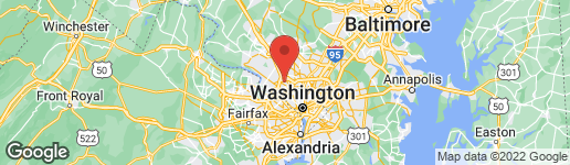 Map of 6203 LEEKE FOREST COURT BETHESDA, MD 20817
