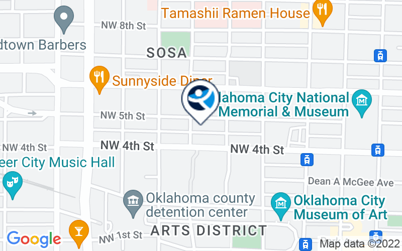 Moore Youth and Family Services Location and Directions