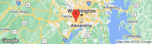 Map of 6240 EDSALL ROAD #201 ALEXANDRIA, VA 22312