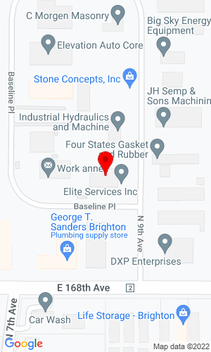 Google Map of Generator Source 625 Baseline Road, Brighton, CO, 80603