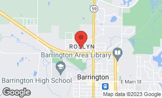 Map of 625 Bryant Avenue BARRINGTON, IL 60010
