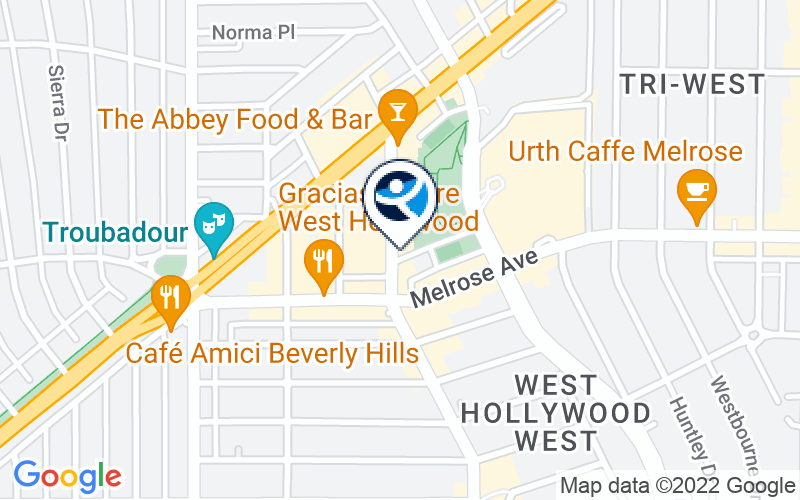 WHRC - West Hollywood Recovery Center Location and Directions