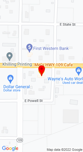 Google Map of Haller Motorworx LLC 6261 East State Highway 10, Magazine, AR, 72943