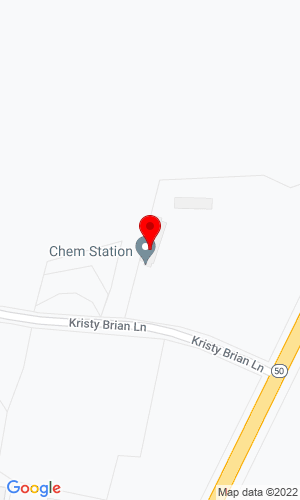 Google Map of Rob's Hydraulics, Inc. 6275 Hwy 50 North, Benson, NC, 27504