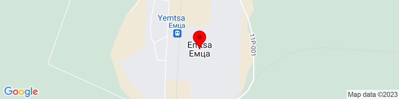 Google Map of 63.071861, 40.34111200000007