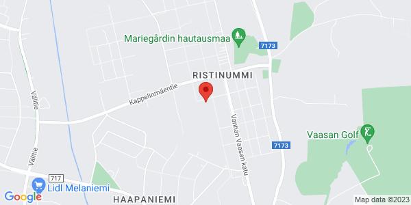 Kartta: Jyrsijänkatu 2, Vaasa