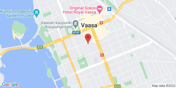 apr: Rådhusgatan 29, Vaasa
