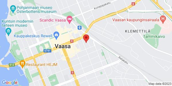 apr: Långviksgatan 31-33 E, 65100 VASA