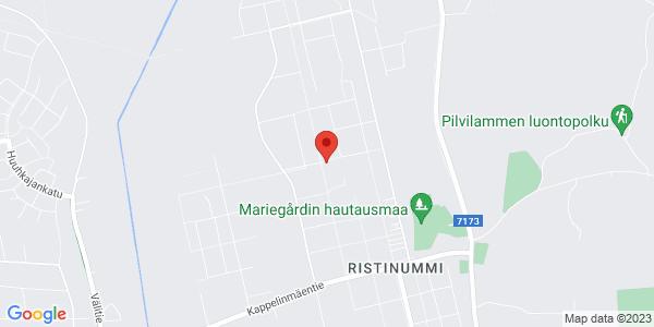 Kartta: Eräpolku 4, 65370 Vaasa