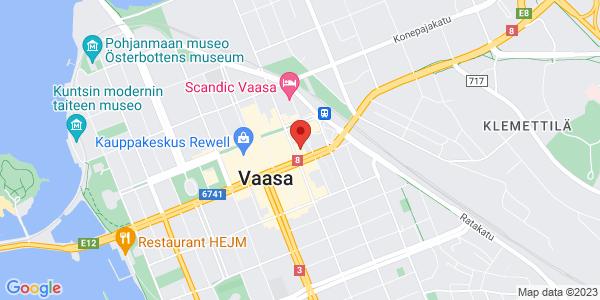 apr: Vasaesplanaden 17, Vaasa