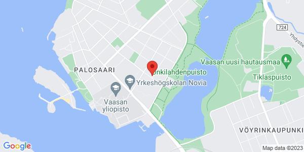 apr: Kaptensgatan 39, 65200 Vasa