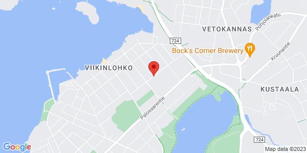 apr: Idrottsgatan, Vaasa