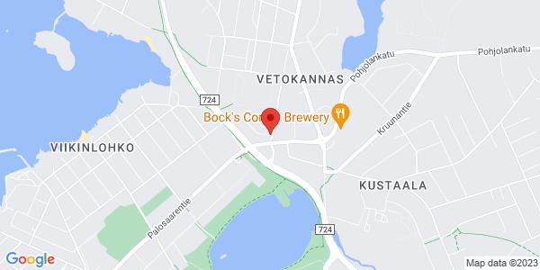 apr: Nätbindaregatan 1 C, 65230 Vasa