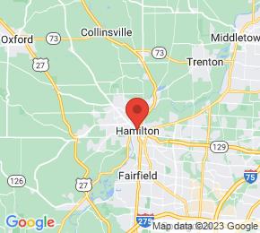 Job Map - 630 EATON AVENUE Hamilton, Ohio 45013 US