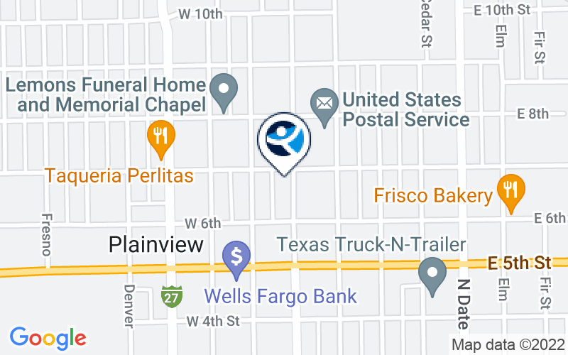 Central Plains Center Location and Directions