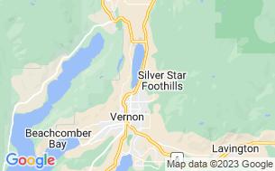 Map of Silver Star RV