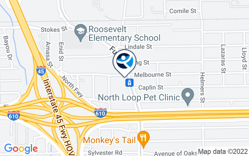 Texas Clinic - Fulton Location and Directions