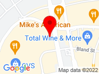 Google Map of 6314 Springfield Plaza