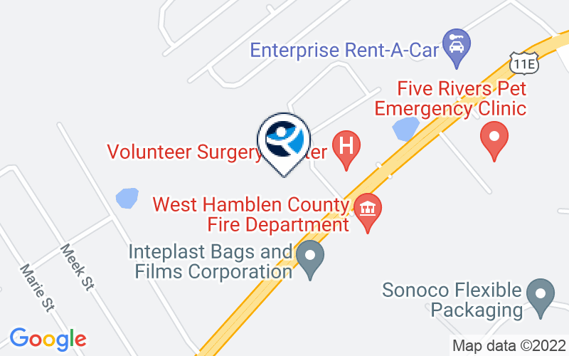 Cherokee Health Systems - Talbott Location and Directions
