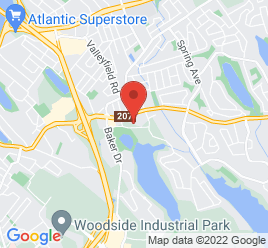 Google Map of 636+Portland+Street%2CDartmouth%2CNova+Scotia+B2Y+3Z5