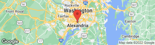 Map of 636 COLUMBUS STREET S #37 ALEXANDRIA, VA 22314