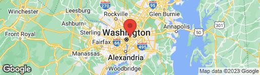 Map of 636 GIRARD STREET NE WASHINGTON, DC 20017