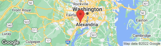 Map of 6387 MICHAEL ROBERT DRIVE SPRINGFIELD, VA 22150