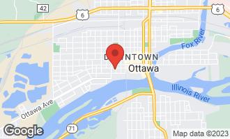 Map of 639 Webster Street OTTAWA, IL 61350