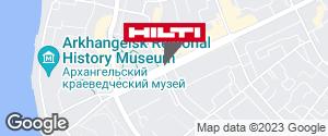 Региональный представитель Hilti в г. Архангельск