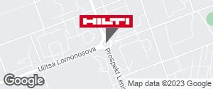 Региональный представитель Hilti в г. Северодвинск