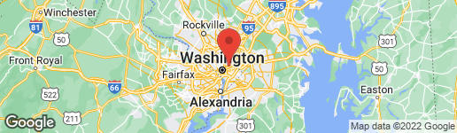 Map of 640 FRANKLIN STREET NE #1 WASHINGTON, DC 20017