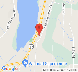Google Map of 6417+Highway+97%2CVernon%2CBritish+Columbia+V1B+3R4