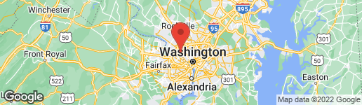 Map of 6433 WISCASSET ROAD BETHESDA, MD 20816