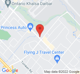Google Map of 6435+Dixie+Road+Unit+5+and+6%2CMississauga%2COntario+L5T+1X4
