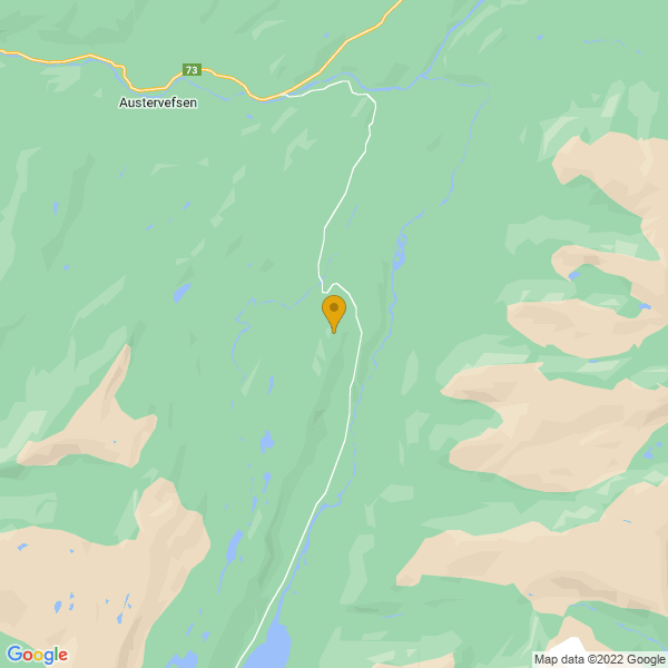 Google Map of 65.4574933,13.6584993