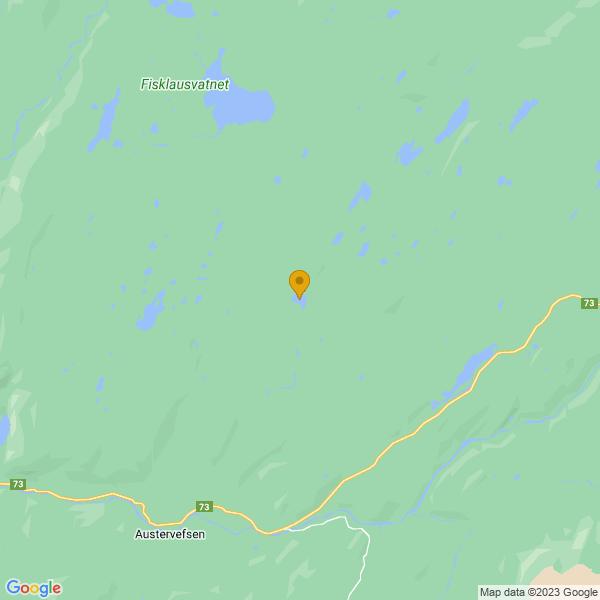 Google Map of 65.5838207,13.6367061