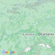 Le thème Alaska sur notre carte histoire-géo