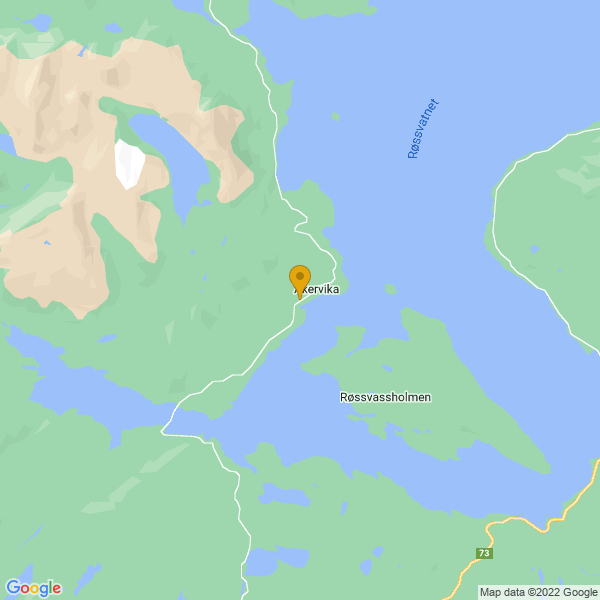 Google Map of 65.71546462274954,13.936464609595532