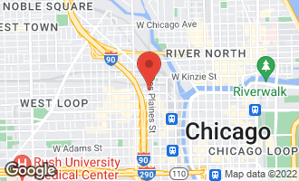 Map of 650 West Fulton Street C CHICAGO, IL 60661