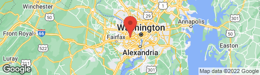Map of 6510 16TH STREET N ARLINGTON, VA 22205