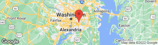 Map of 6515 ELMHURST STREET DISTRICT HEIGHTS, MD 20747