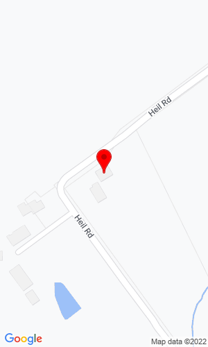 Google Map of Heil's Auction Service 6516 Heil Road, Henryville, IN, 47126
