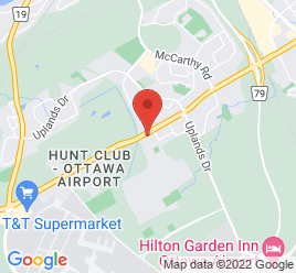 Google Map of 660+Hunt+Club+Road%2COttawa%2COntario+K1V+1C1